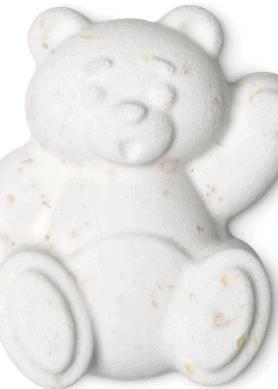 butterbear from Lush