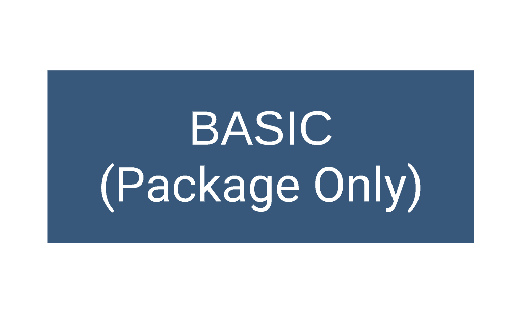 Basic (Package Only)