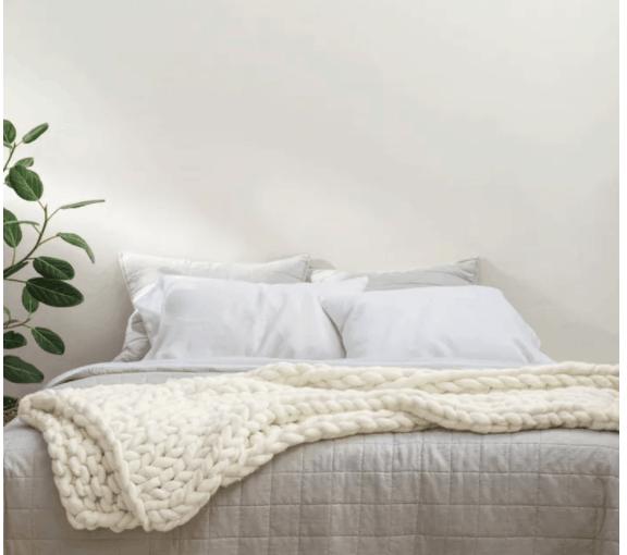 Casaluna cozy throw blanket