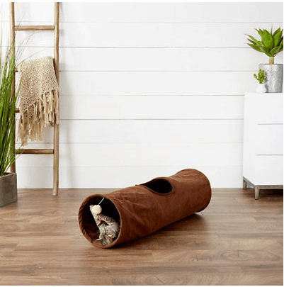 Cat toy tunnel
