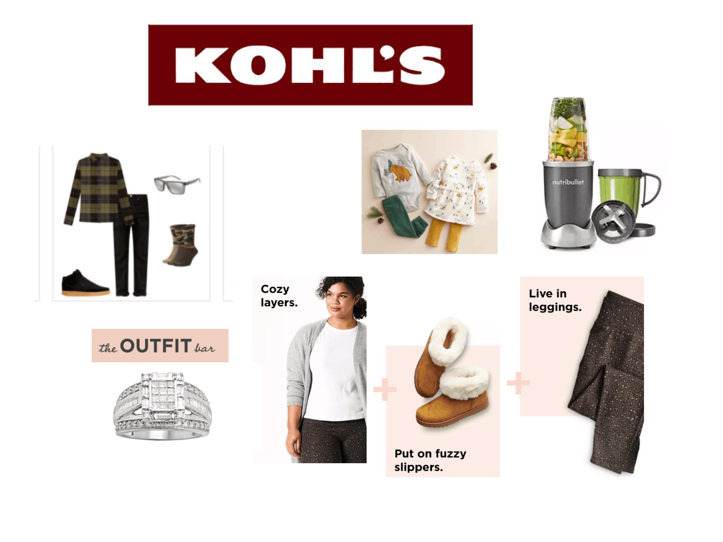 Kohls ship internationally