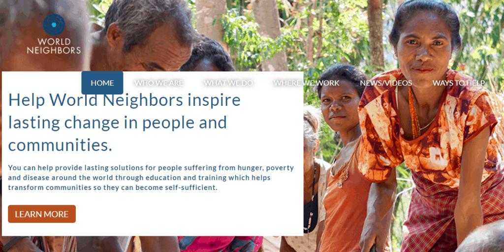 World neighbors